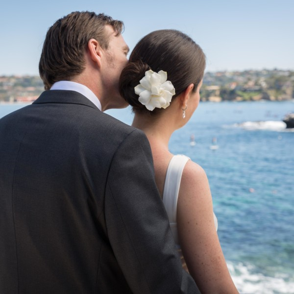 Oceanside Destination Wedding: La Valencia Hotel