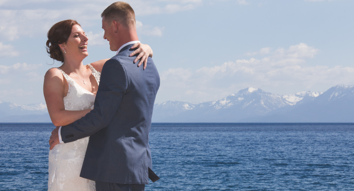 Destination Carnelian Bay: Lake Tahoe Dream Wedding