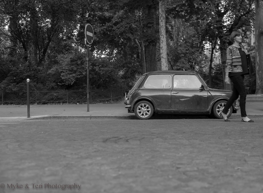 mini in the parc, Paris