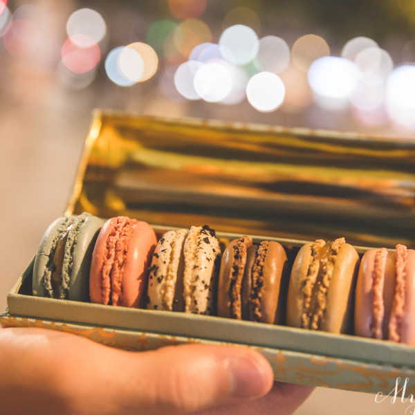 Macaron Review: Ladurée, The Best French Macarons in the World?