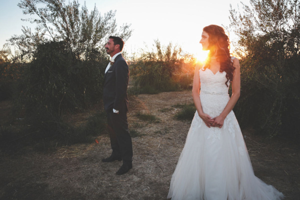 Tiny Pumpkins + Maroon Wishes: Fall Destination Wedding in Livermore