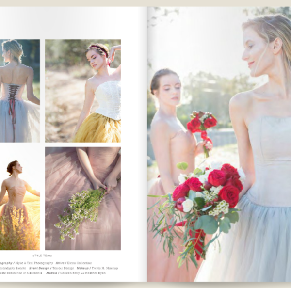 Delicate Degas: Featured in Smitten Magazine