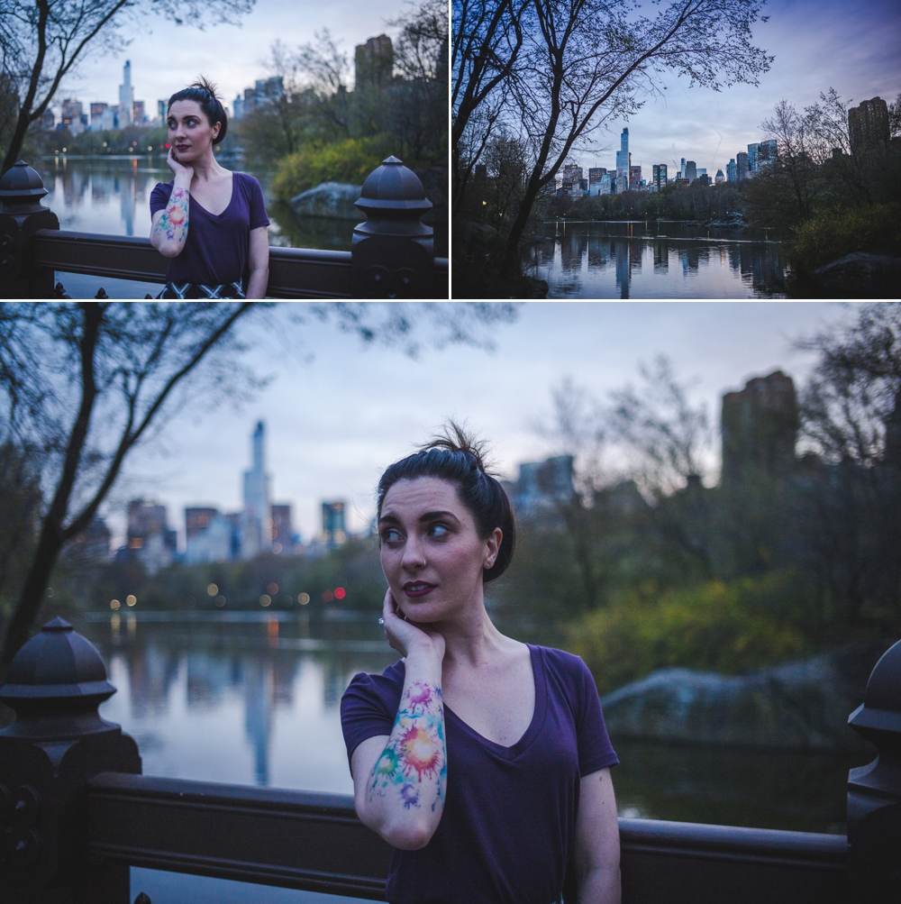 The Centralist of Parks: New York City Session with Kate