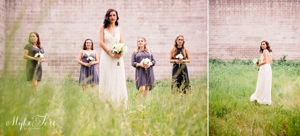 Neutral Tone Barlow Outdoor Wedding Sebastopol California 16