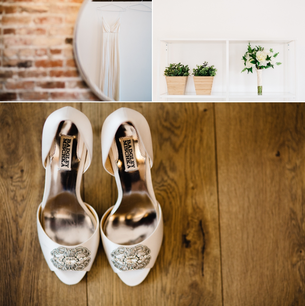 Neutral Tone Barlow Outdoor Wedding Sebastopol California 2