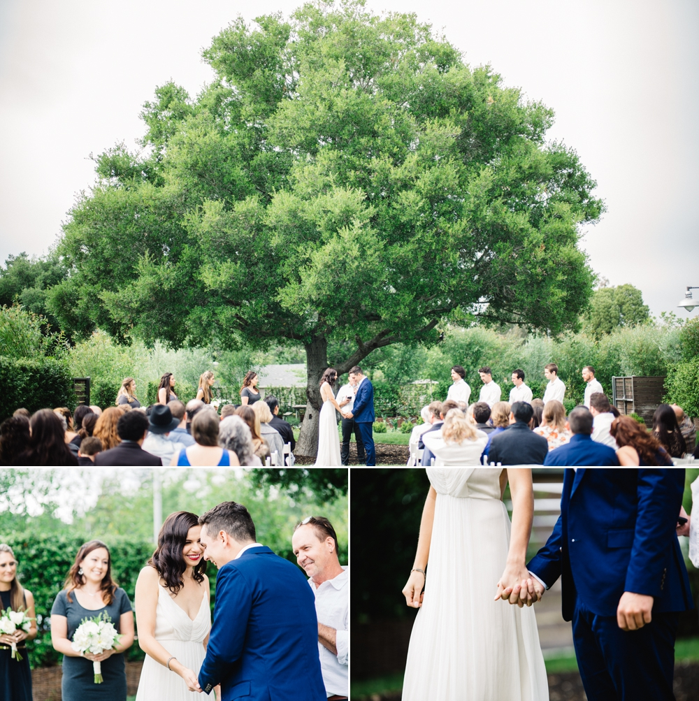 Neutral Tone Barlow Outdoor Wedding Sebastopol California 21