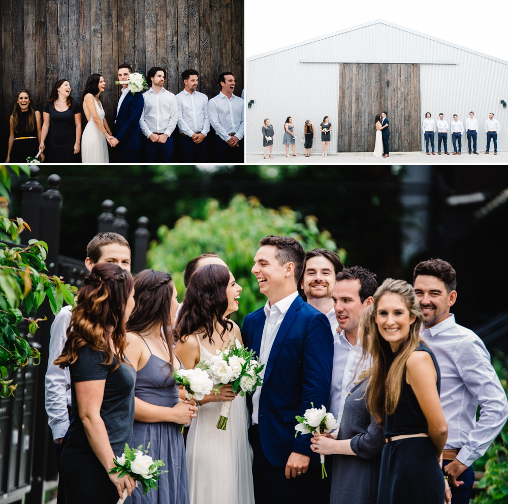 Neutral Tone Barlow Outdoor Wedding Sebastopol California 51