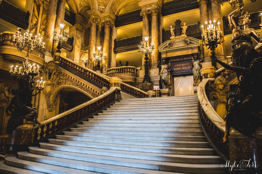 Paris France Photographer Opera Garnier Destination Weddings 11