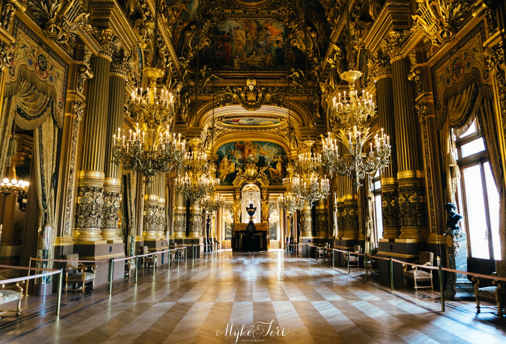 Paris France Photographer Opera Garnier Destination Weddings 13