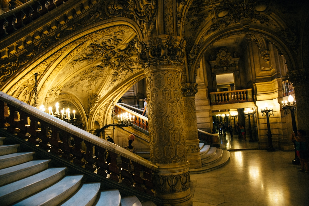 Paris France Photographer Opera Garnier Destination Weddings 18