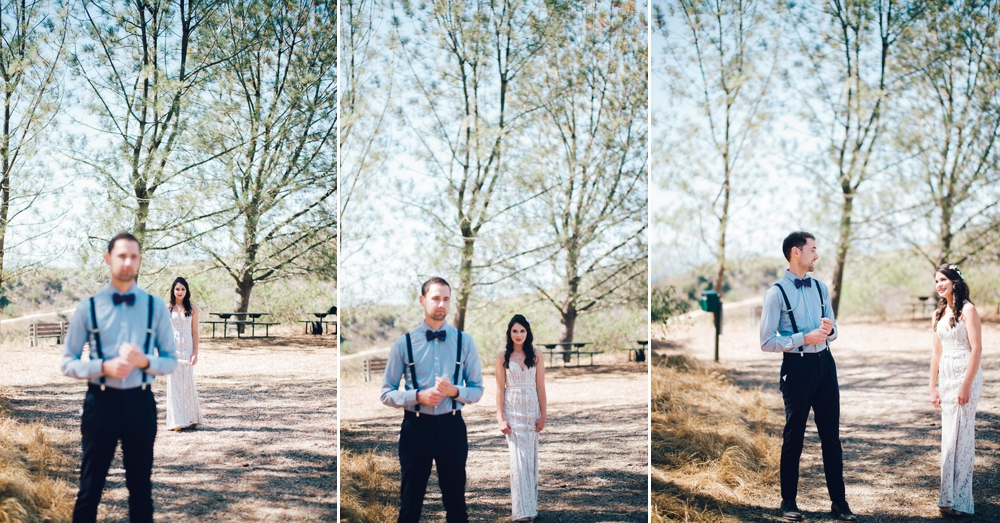 Eco-Friendly Bohemian Beverly Hills Outdoor Wedding 14