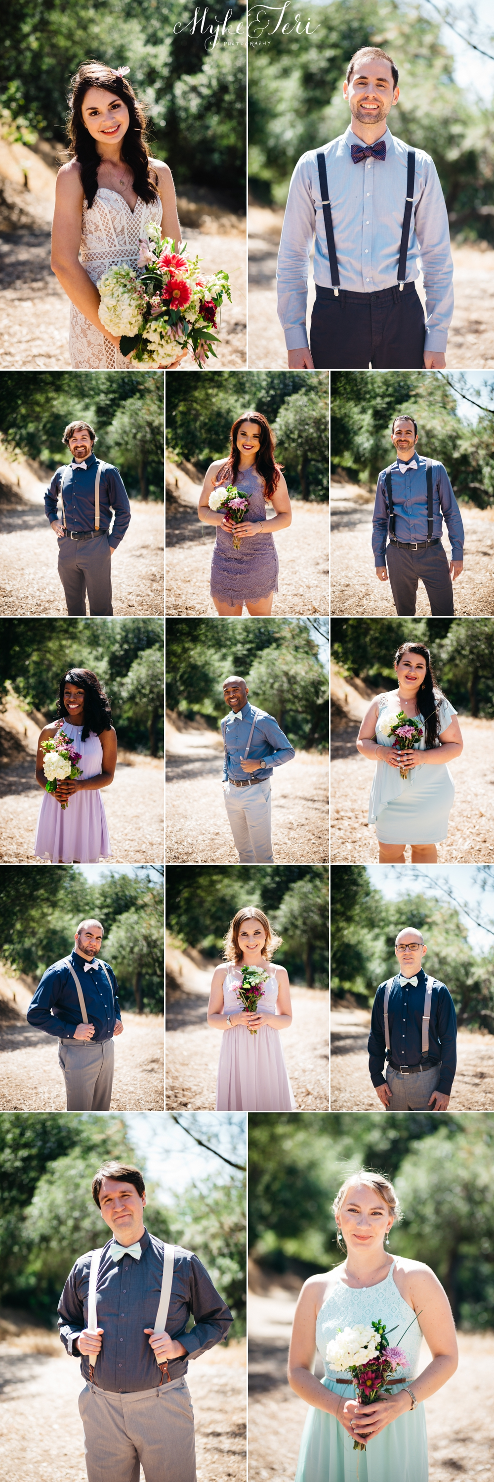 Eco-Friendly Bohemian Beverly Hills Outdoor Wedding 8