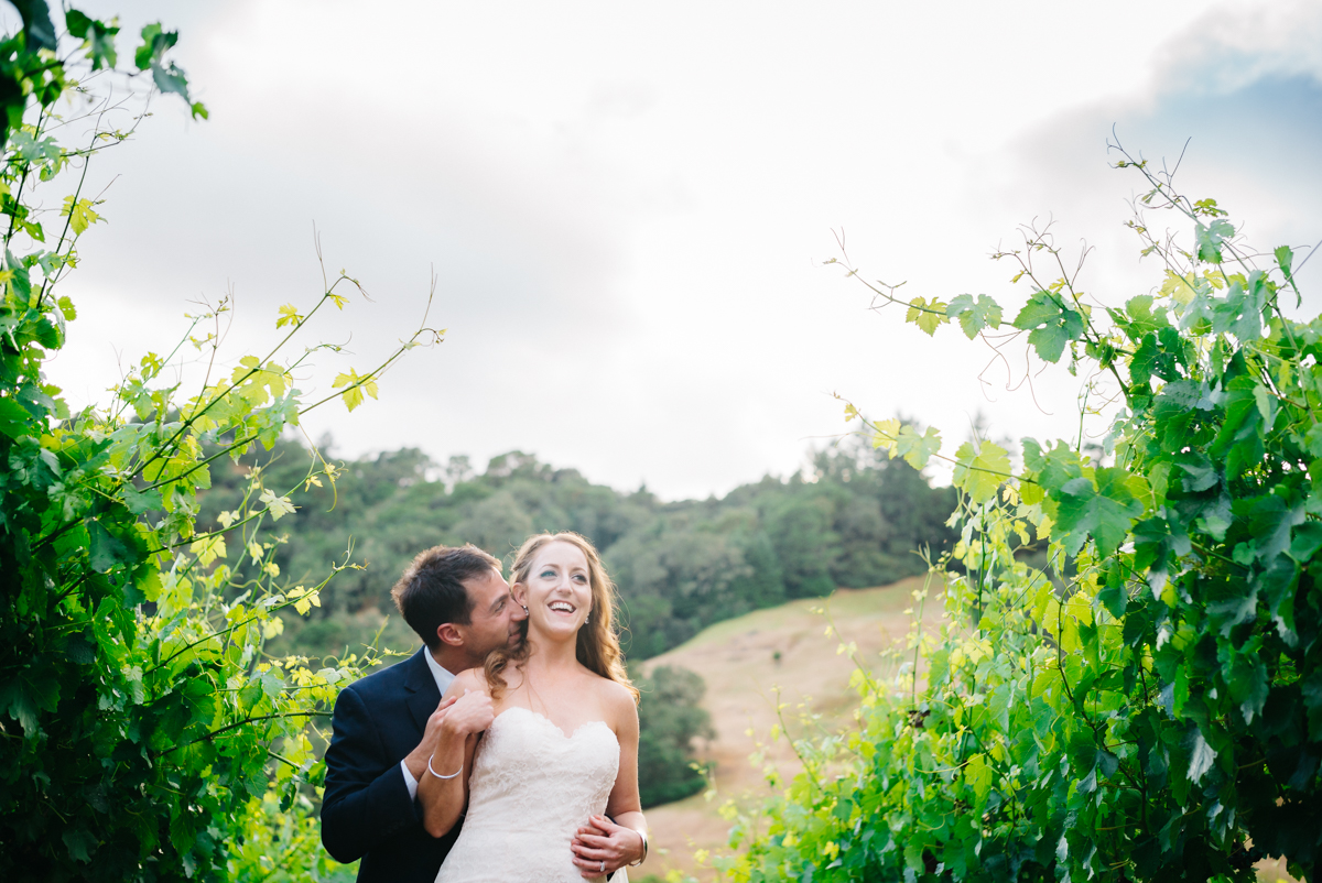 Grey Skies, Wine Times + a Power Couple: [sort of] Rainy Cloverdale Wedding at the Pendleton Estates + Winery