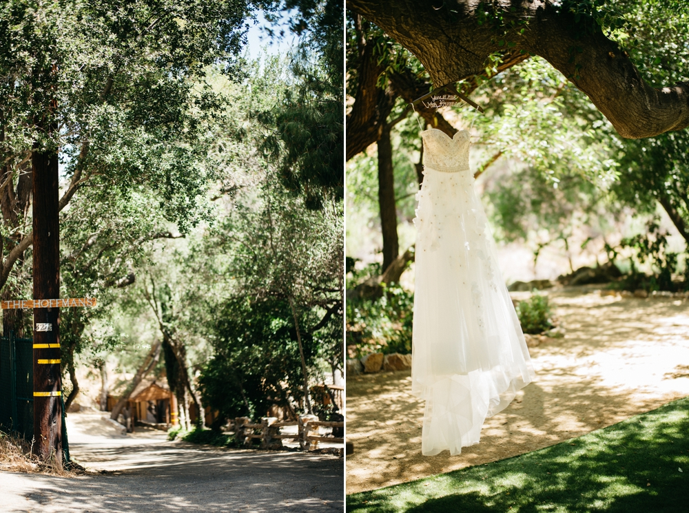 Oak Canyon Ranch Outdoor Wedding Myke + Teri Photography 1