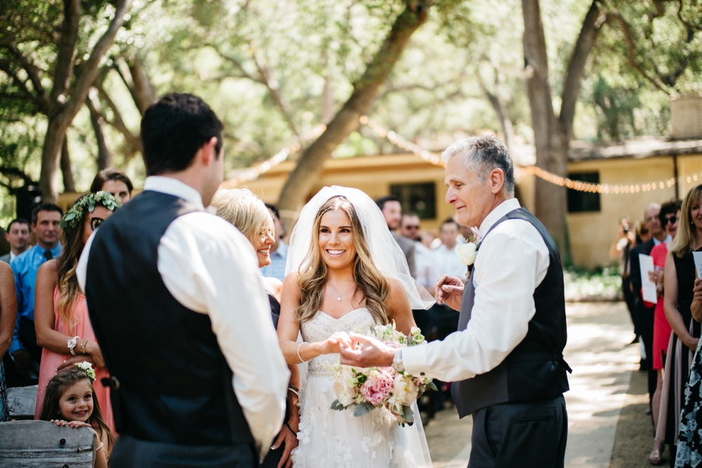 Oak Canyon Ranch Outdoor Wedding Myke + Teri Photography 12