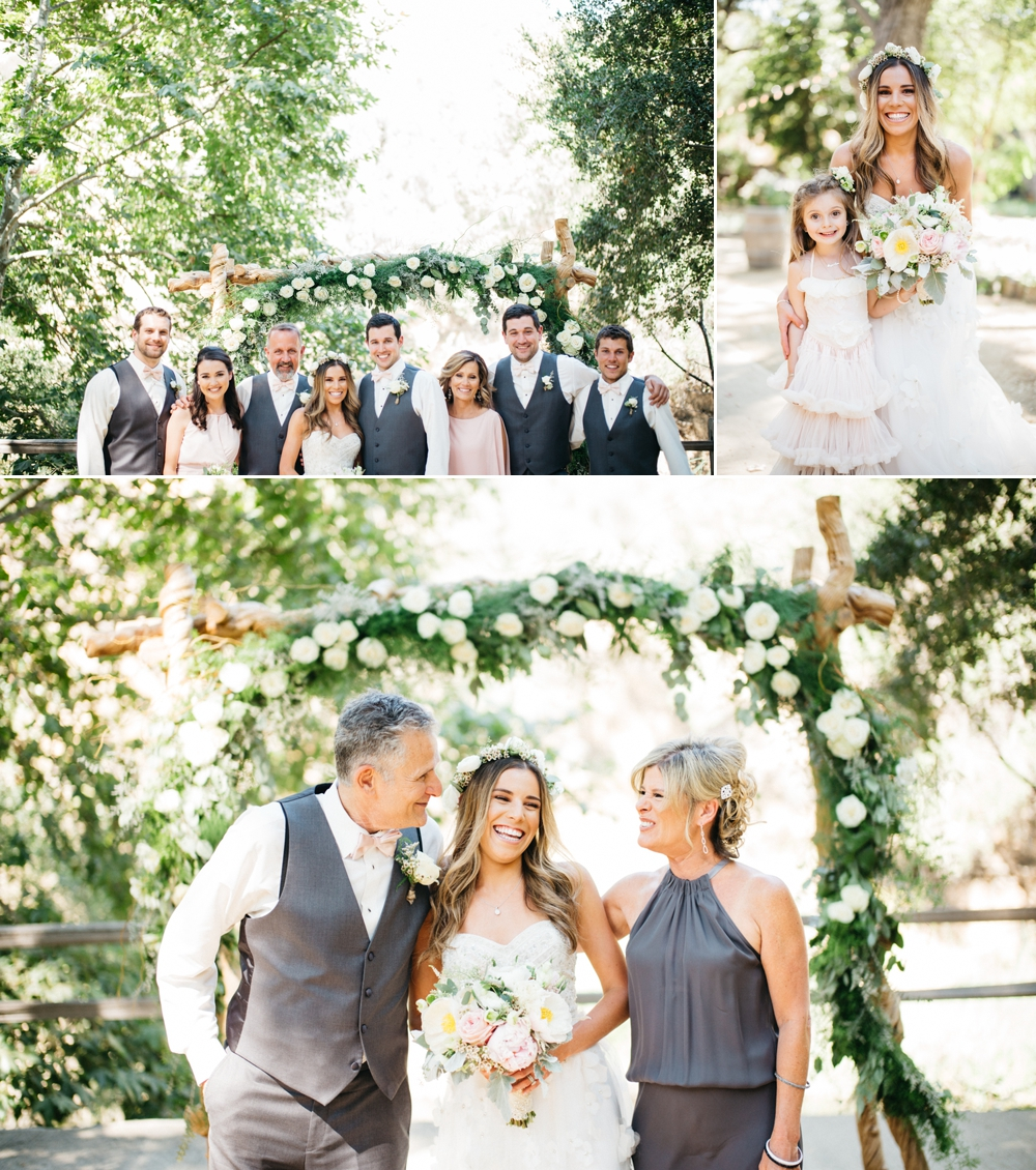 Oak Canyon Ranch Outdoor Wedding Myke + Teri Photography 16