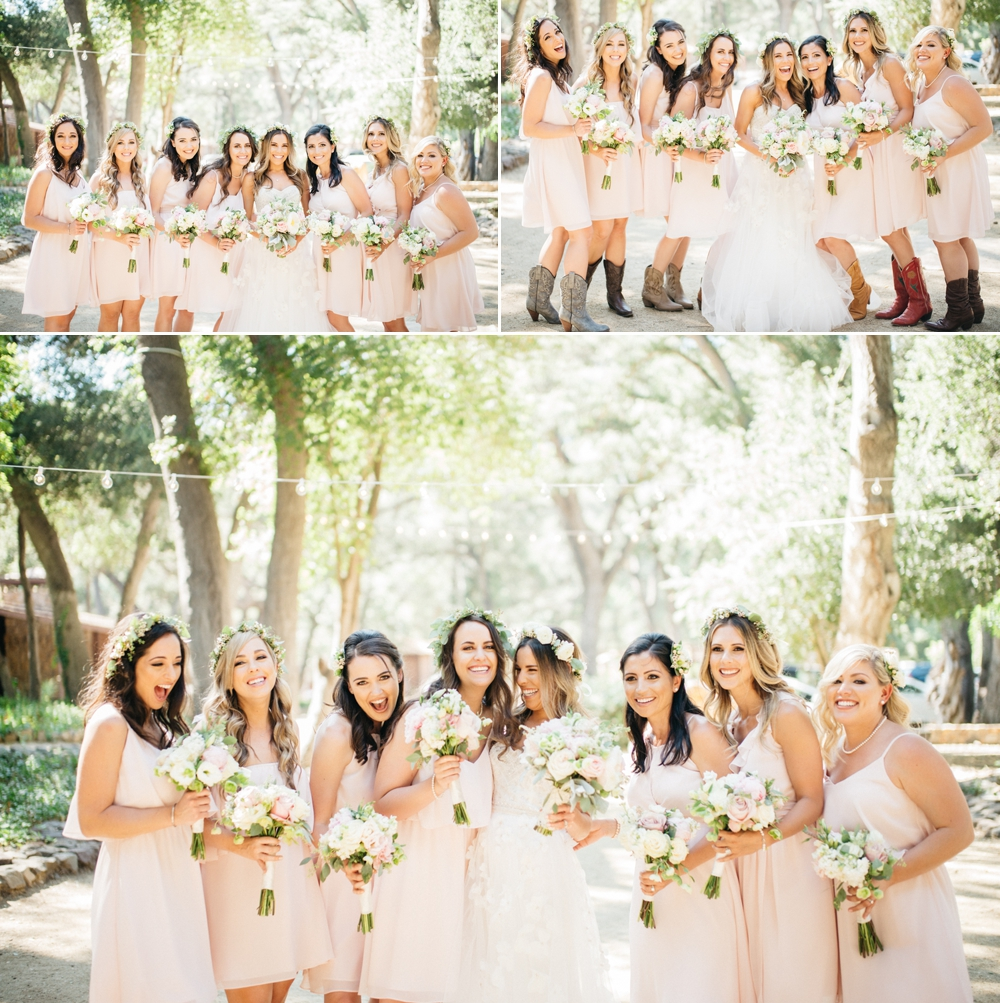 Oak Canyon Ranch Outdoor Wedding Myke + Teri Photography 17