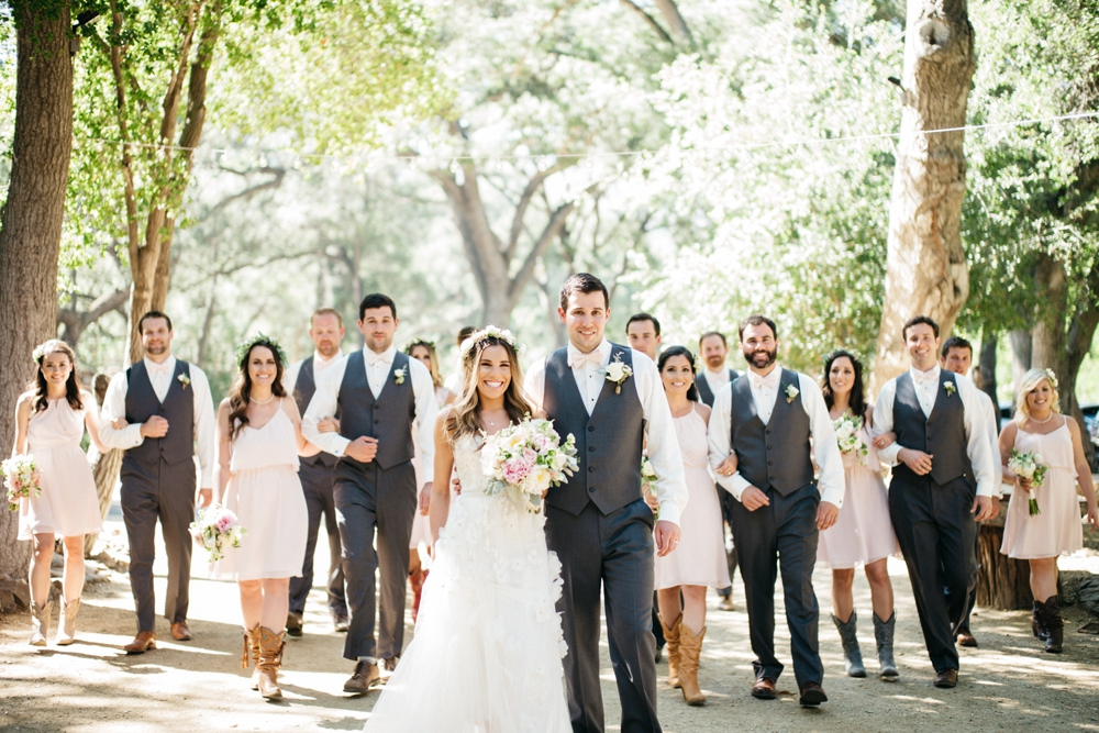 Oak Canyon Ranch Outdoor Wedding Myke + Teri Photography 18
