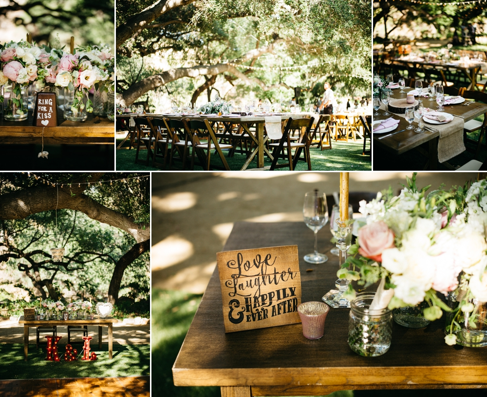 Oak Canyon Ranch Outdoor Wedding Myke + Teri Photography 21