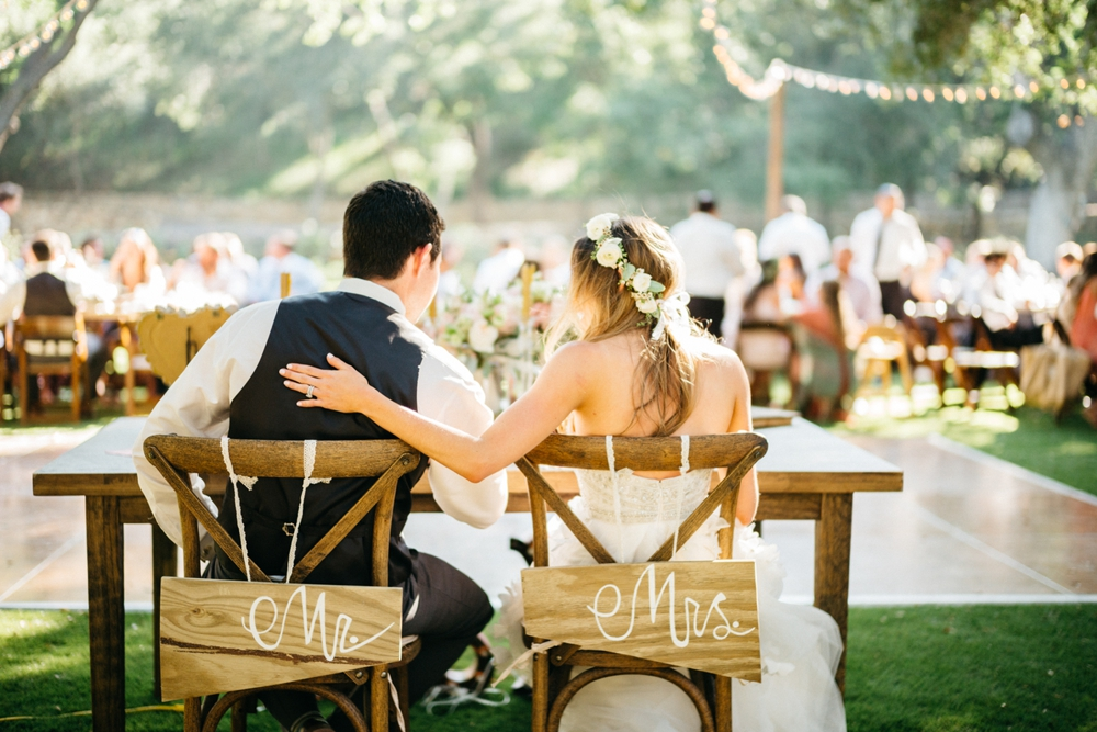 Oak Canyon Ranch Outdoor Wedding Myke + Teri Photography 23