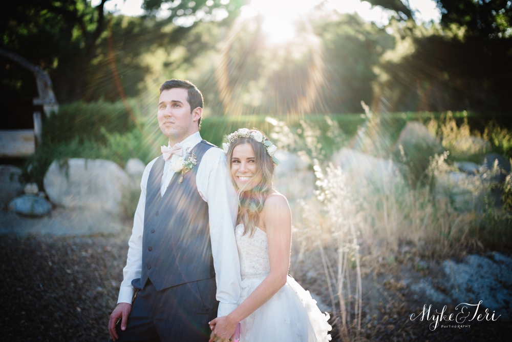 You + Me, Summer Breeze + California Oak Trees: Destination Wedding at Oak Canyon Ranch