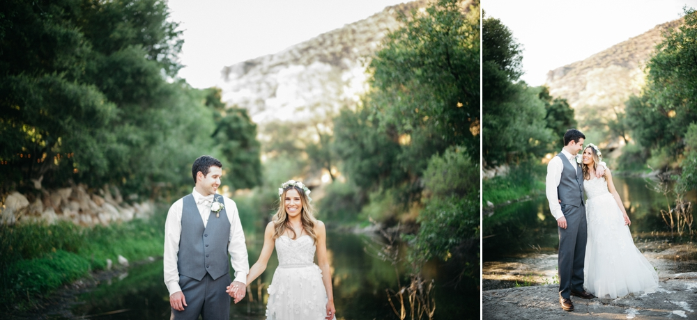 Oak Canyon Ranch Outdoor Wedding Myke + Teri Photography 28