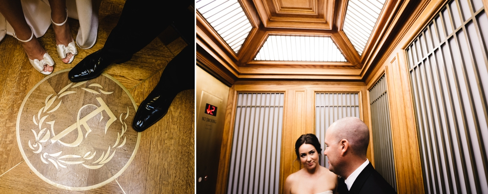 San Francisco City Hall Elopement Photography Myke + Teri 10