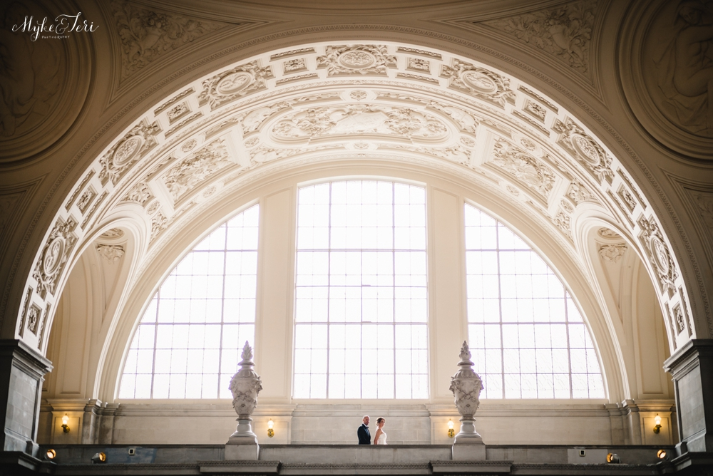 San Francisco City Hall Elopement Photography Myke + Teri 15