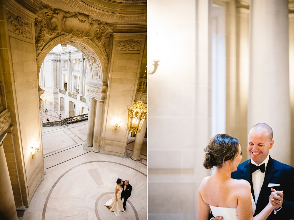 San Francisco City Hall Elopement Photography Myke + Teri 21