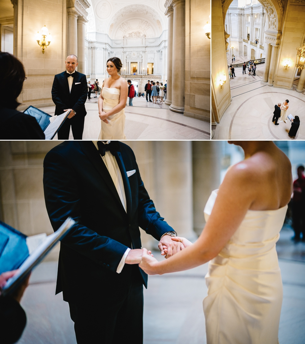 San Francisco City Hall Elopement Photography Myke + Teri 22