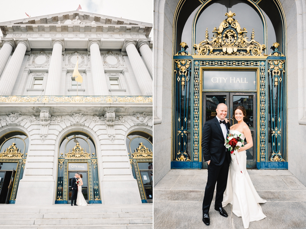 San Francisco City Hall Elopement Photography Myke + Teri 29