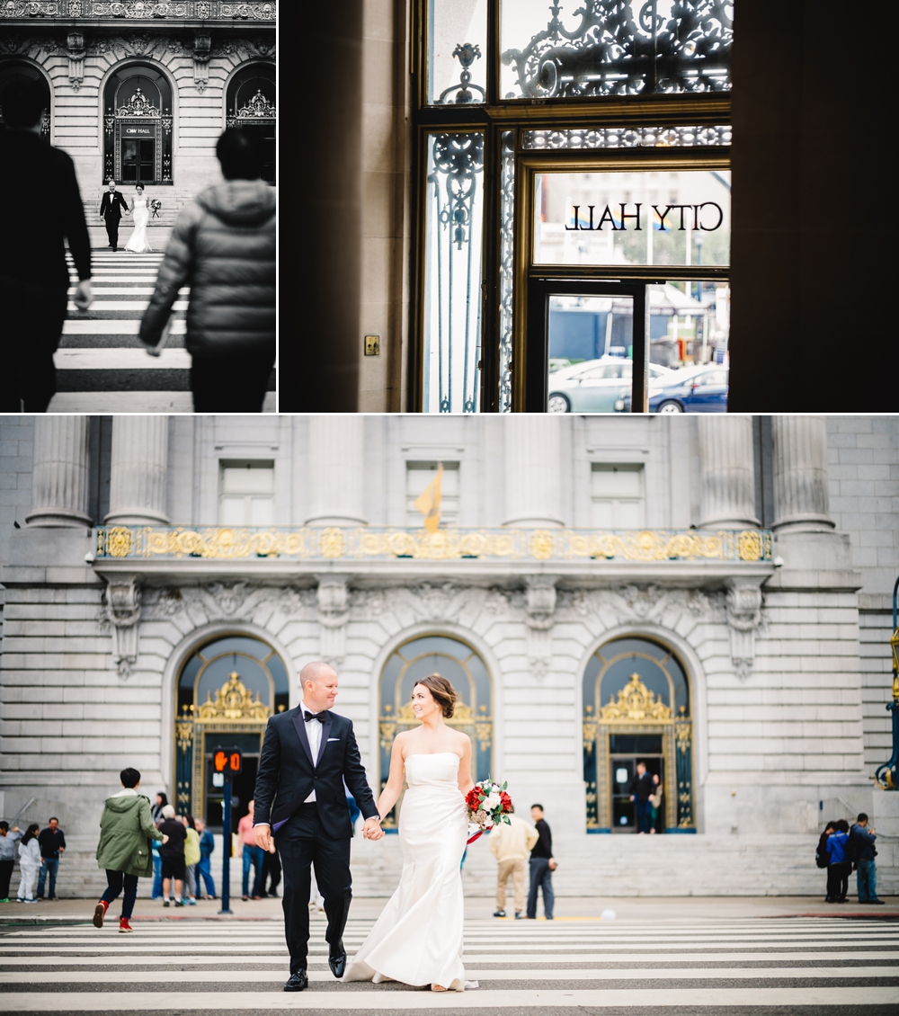 San Francisco City Hall Elopement Photography Myke + Teri 30
