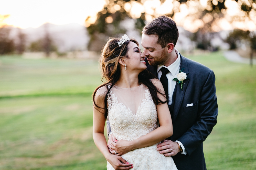 That Sun, Those Smiles + This Love: Romantic Indoor Summer Wedding at Wedgwood Napa, California