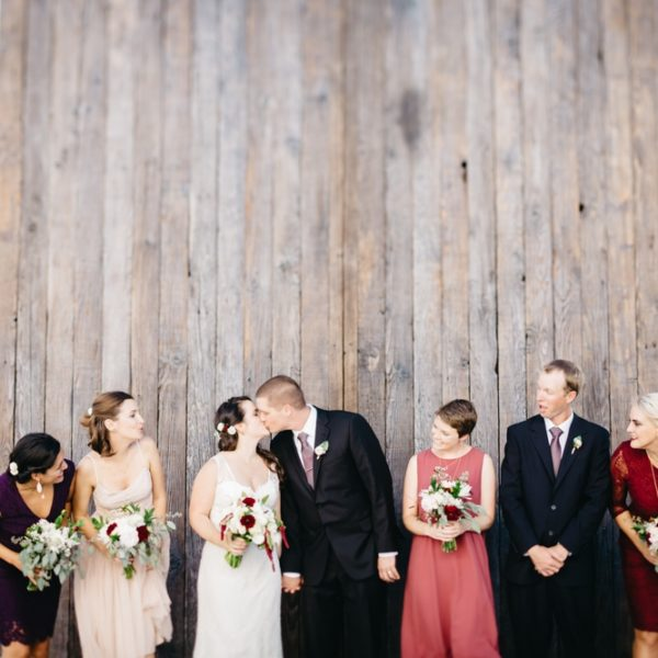 Up in The Air: Romantic Outdoor Wedding with Live Band at The Barlow in Sebastopol, CA