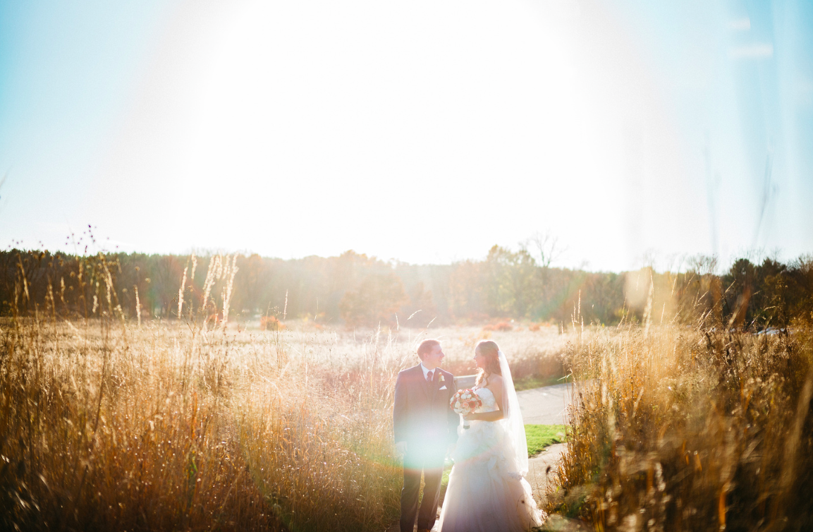 You're My Greatest Adventure: a Sunny + Bright Fall Wedding in Madison, WI